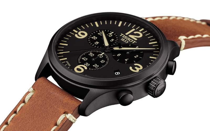 Reloj Tissot ideal para ejecutivos